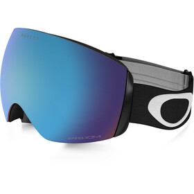 Oakley Flight Deck XM Snow Goggles matte black w/ prizm sapphire iridium